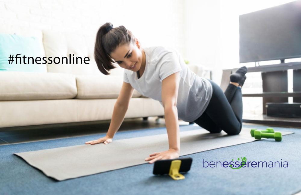 #fitnessonline - BenessereMania